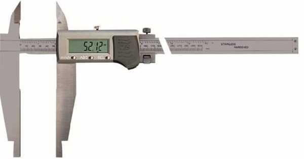Digitaler Werkstattmessschieber WWM-D-553