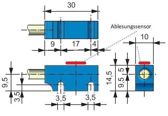 Messsystem F7P