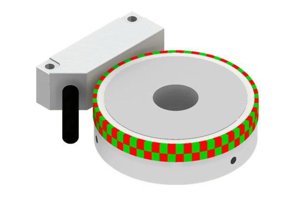 Absolut - Magnetsensor WMSA50