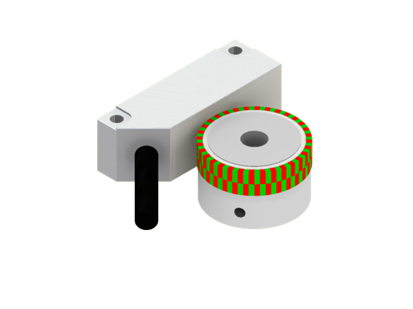 Absolut - Magnetsensor WMSA25