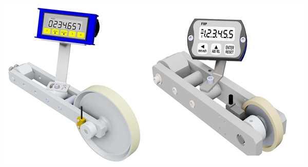 Elektronischer Meterzähler Classic mit Anzeige