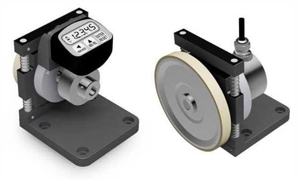 Elektronischer Meterzähler WF58
