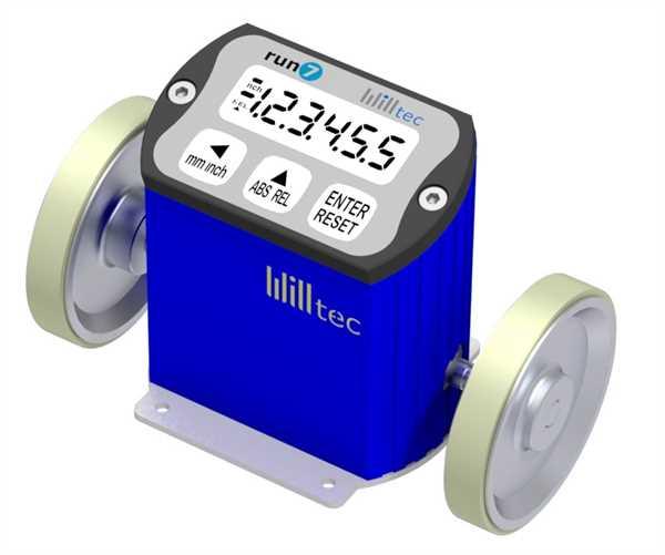 Elektronischer Meterzähler RUN7